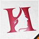 Beauty Salon Woman Letter H Logo - GraphicRiver Item for Sale
