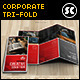 Modern Corporate Tri-Fold - GraphicRiver Item for Sale