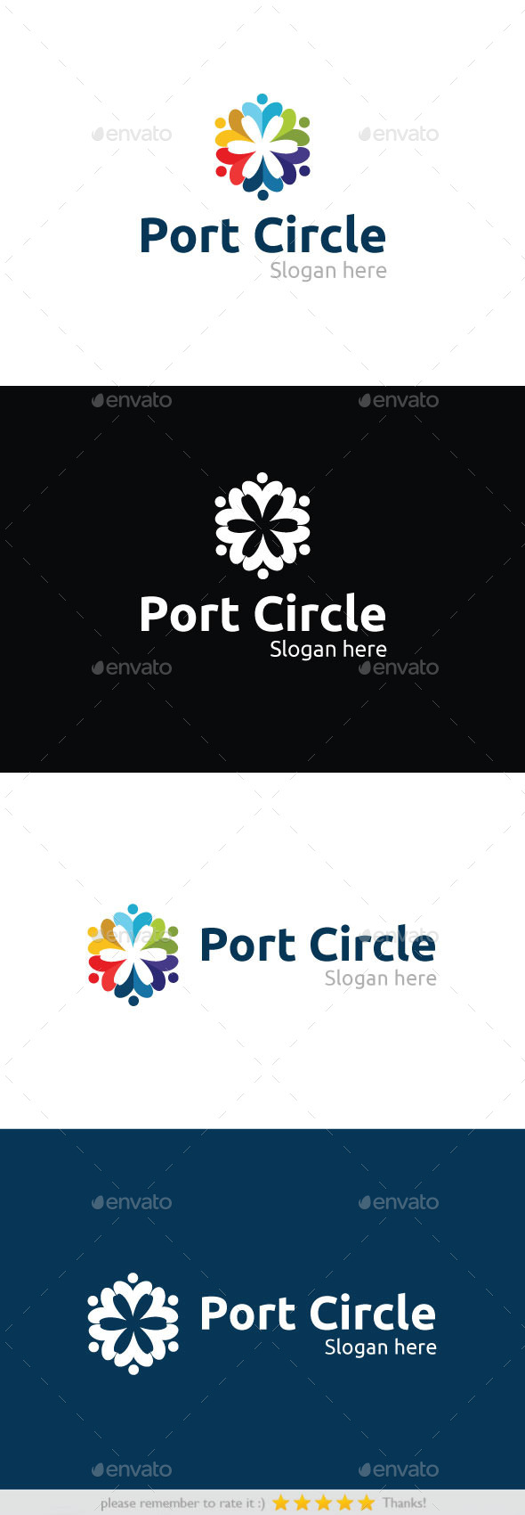 GraphicRiver Port Circle 11277002