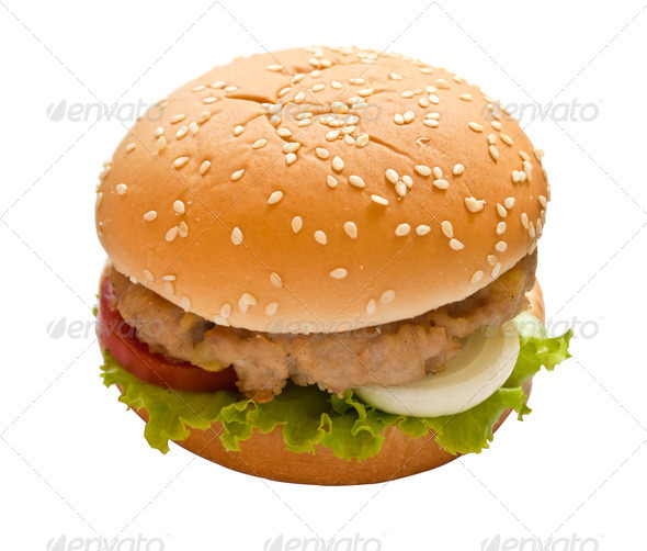 Stock Photo - PhotoDune hamburger 1131132