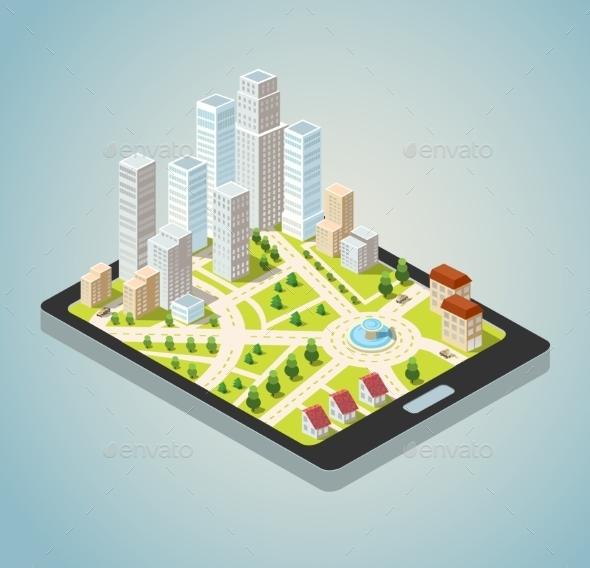 GraphicRiver Urban Areas 11277029