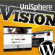Vision - Corporate and Portfolio WP Theme