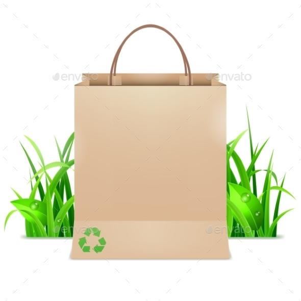 GraphicRiver Eco Shopping Bag 11278109