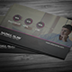 Portfolio Business Card Template - GraphicRiver Item for Sale