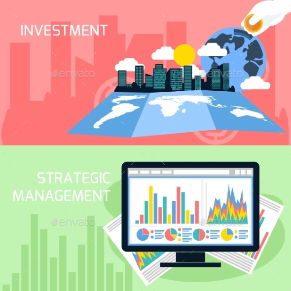 GraphicRiver Strategic Management And Investment 11279926