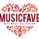 Music Fave Logo Template - GraphicRiver Item for Sale