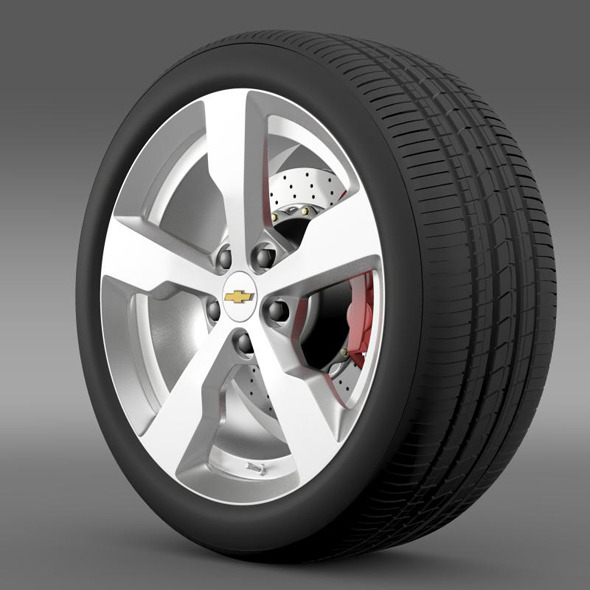 Chevrolet Volt wheel