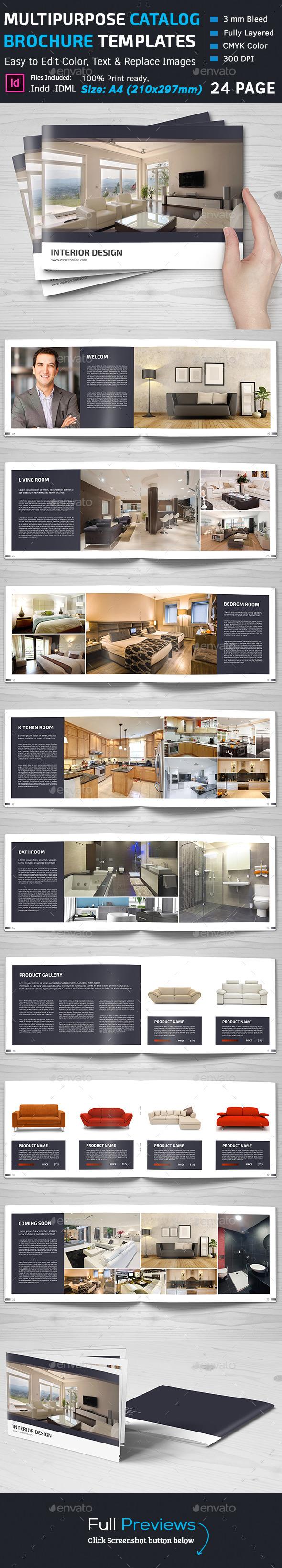 GraphicRiver Multipurpose Catalog 11280866