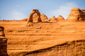 famous Delicate Arch in Arches National Park - PhotoDune Item for Sale