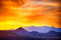 sunrise over colorado rocky mountains - PhotoDune Item for Sale