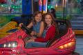 kids at fair ground riding bumper cars - PhotoDune Item for Sale