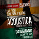 Country Acoustic Flyer / Poster - GraphicRiver Item for Sale