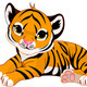 Baby Tiger - GraphicRiver Item for Sale