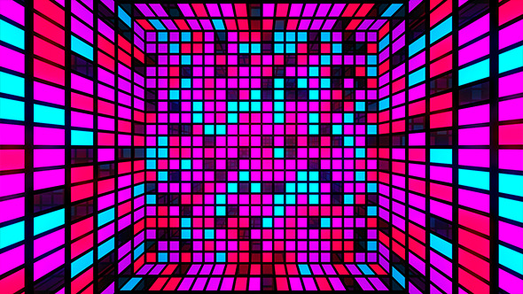 VJ In The Cube