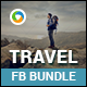 Travel Facebook Covers Bundle - 7 Designs