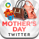 Mother's Day Twitter Header - GraphicRiver Item for Sale