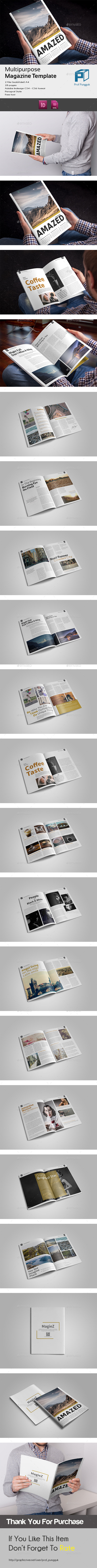 GraphicRiver Magzine Template 28 Pages 11281894