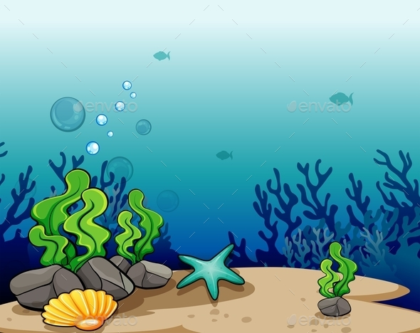 GraphicRiver Deep Sea 11281912
