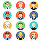 Profession Icons - GraphicRiver Item for Sale