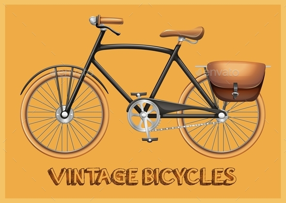 GraphicRiver Bicycle 11282379