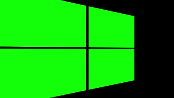 Several Different Green Screens Showing Up