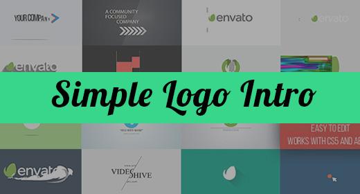 Simple Logo Intro