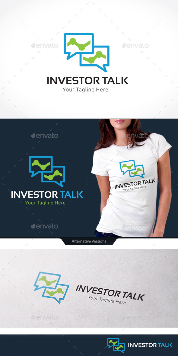 GraphicRiver Investor Talk 11284647