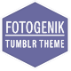 Fotogenik - Photography Tumblr Theme - ThemeForest Item for Sale
