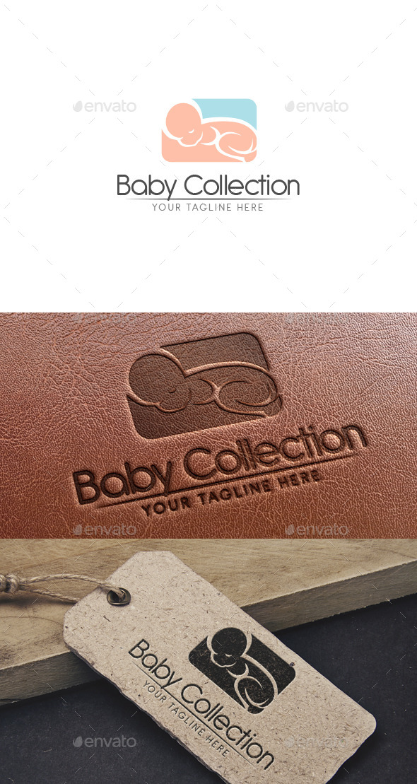 GraphicRiver Baby Collection Logo 11284958