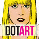 Pop Art Dot Comic Portrait Action - GraphicRiver Item for Sale