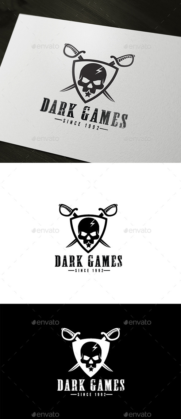 GraphicRiver Dark Games III 11285000