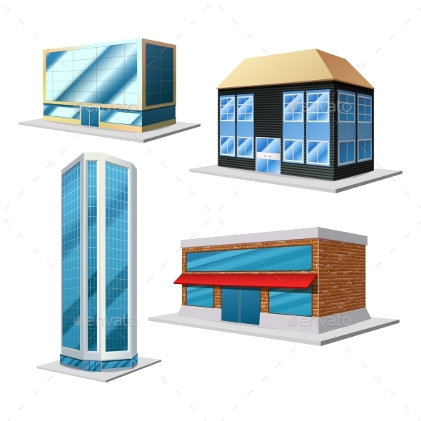 GraphicRiver Building Decorative Set 11285492