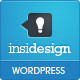 Insidesign WP Theme - ThemeForest Item for Sale