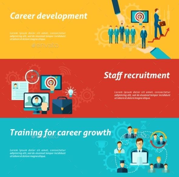 GraphicRiver Career Banner Set 11286035