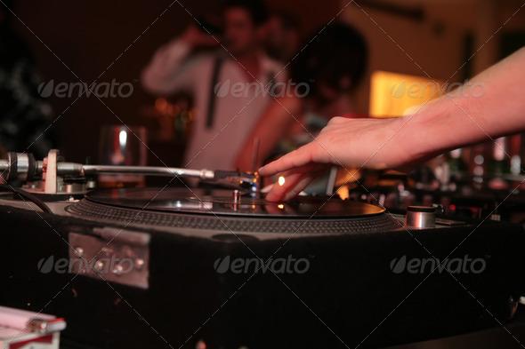 PhotoDune DJ 1143301