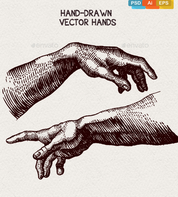 GraphicRiver Hands 11286398