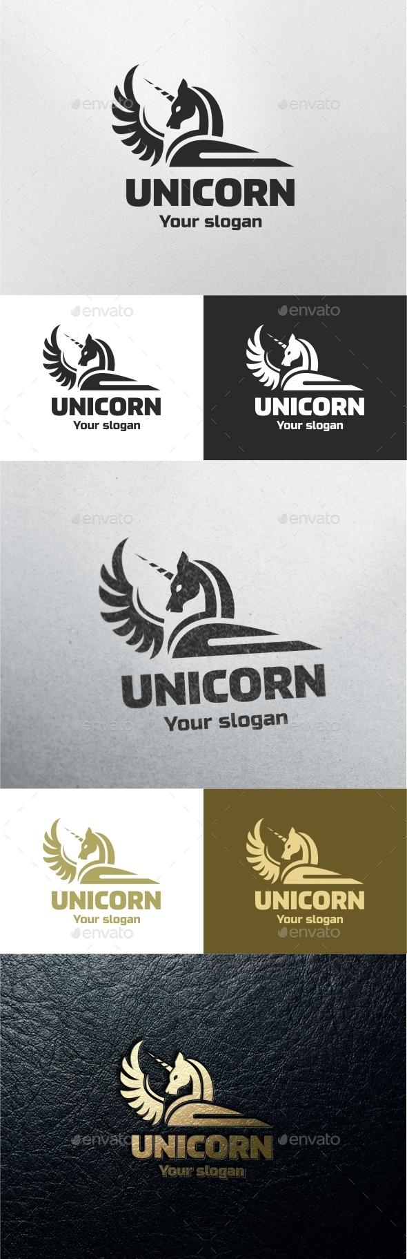 GraphicRiver Unicorn 11286629