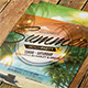 Summer Party Flyer / Invitation - GraphicRiver Item for Sale