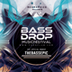 Bass Drop Music Festival Flyer Template - GraphicRiver Item for Sale
