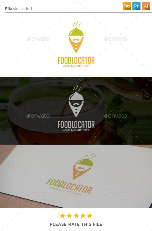 GraphicRiver Food Logo 11287702