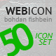 web icon set by B.F