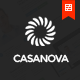 Casanova - Responsive Multipurpose WordPress Theme