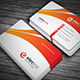 Electric Corporate Business Cards - GraphicRiver Item for Sale