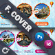Travel Tours Cover Templates - GraphicRiver Item for Sale