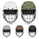 Set of Goalkeeper Hockey Helmets - GraphicRiver Item for Sale