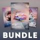Futuristic Flyer Bundle - GraphicRiver Item for Sale