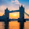 Famous Tower Bridge at sunrise - PhotoDune Item for Sale