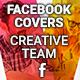 Facebook Timeline Cover - Creative Team