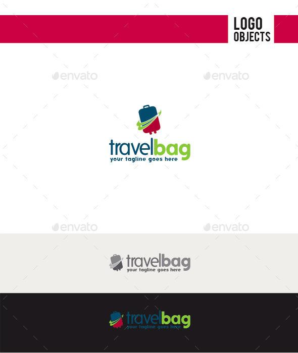 GraphicRiver Travel Bag Logo 11255533