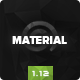 Material - Multi-Purpose HTML with Page Builder v1.1.2 - ThemeForest Item for Sale